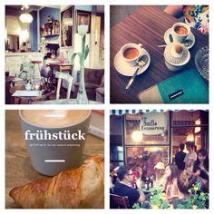 #Breakfast @Café Süße Erinnerung - Düsseldorf Bilk