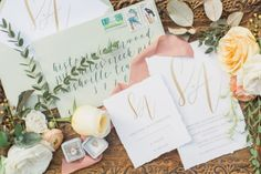 Rustic Tuscan Inspired Wedding Inspiration, Italy Wedding, Florence Wedding, Tuscan Wedding, Wedding Invitations, Tuscany, Lace Wedding Dress, Long sleeved wedding dress, side ponytail, bridal style, style me pretty, yellow roses, bouquet, Dyanna LaMora Photography