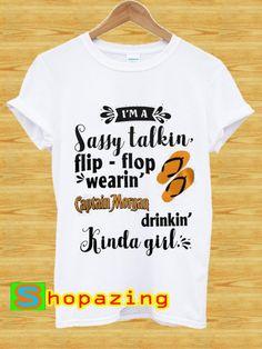 Liquor Bottle Lights, Captain Morgan, Shirt Ideas, Savannah Chat, T Shirt, Tops, Women, Supreme T Shirt, Tee Shirt