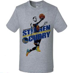 NBA Golden State Warriors Stephen Curry layup T-shirt d8f2ddea5