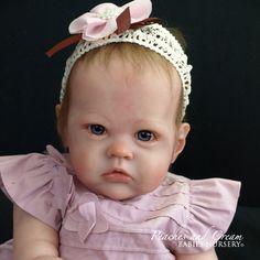 PEACHES AND CREAM ~ NEW RELEASE Bonnie Brown Sharlamae Now Reborn Baby Laura | eBay