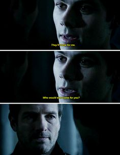 Teen Wolf 6x05 - Either Lydia, Scott, Malia, someone..they're gonna find me, alright?