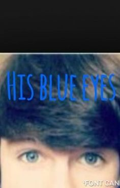 """You should read """"His blue eyes"""" on #wattpad #fanfiction http://w.tt/1wTvOsk  So I'm writing a chandler riggs fan fic. Check it out!"""