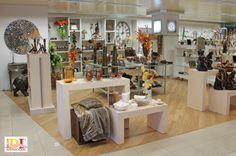 Artículos de mesa, decoración, arreglos florales, etc. todo lo que necesita para su hogar lo encontrará en Decor Internacional