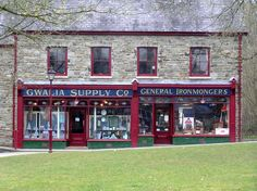 St Fagan's Museum of Welsh Life - beautiful old buildings have been moved here stone by stone to preserve them.