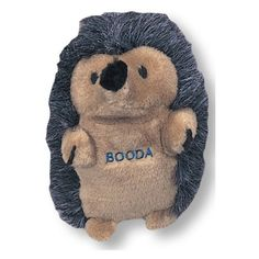 Booda Hedgehog Dog Toy - Large - 0860-0462