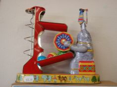 Old Fashioned Tin Toys