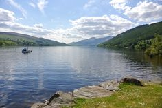 Loch Tay, Kenmore, Scotland best place for meditation...