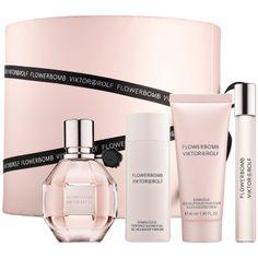 Viktor & Rolf Flowerbomb Gift Set #Sephora #gifts #giftsforher