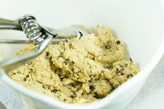Freud and Fries | Eatable cookie dough [raw, high protein] | http://freudandfries.com