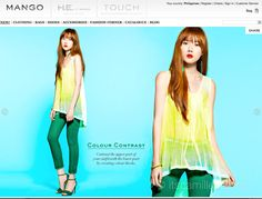 Feels Good To Be A Mango Girl! - Camille Tries to Blog