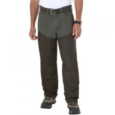 Find the Wrangler ProGear Men's Upland Hunting Jean - Loden/Brown by Wrangler at Mills Fleet Farm.  Mills has low prices and great selection on all Pants.