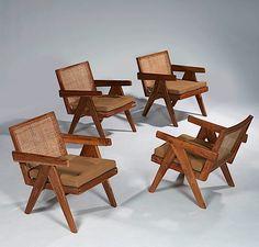 Modern Design for Living « Prouvé - Perriand - Le Corbusier - Jeanneret » - Vente N° 1409 - Lot N° 66 | Artcurial