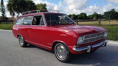 1967 Opel Kadett caravan