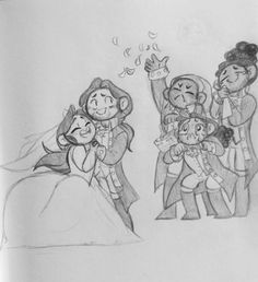 Alexander's Wedding