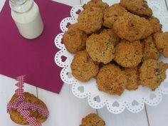 CUCHARADAS DE PLACER: Cookies de Avenas y Arandanos
