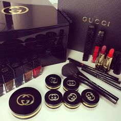 #ShareIG Obsessed ❤️❤️ #guccimakeup