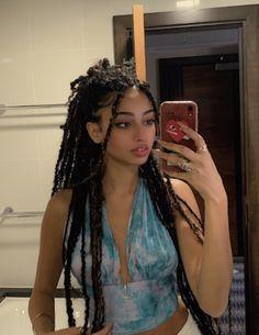 Baddie Hairstyles, Box Braids Hairstyles, Pretty Hairstyles, Girl Hairstyles, Braided Hairstyles Tutorials, Protective Hairstyles, Black Girl Braided Hairstyles, Black Girl Braids, Girls Braids