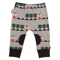 Little lost fox patch legging