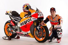 From Vroom Mag... Dani Pedrosa renews with Honda Racing Corporation until end of 2018