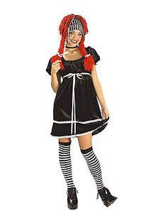 diy rag doll costume - Google Search
