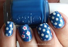 So cute and looks fun, she gives the how-to on her blog.