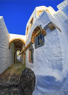 Plan your trip. Beautiful Places, Beautiful Pictures, Greece Islands, Greece Travel, Plan Your Trip, Traditional House, Facade, The Good Place, Places To Go