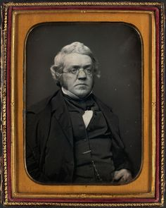 File:William Makepeace Thackeray by Jesse Harrison Whitehurst-crop. William Makepeace Thackeray, Boston Public Library, Writers And Poets, History Of Photography, Daguerreotype, Edwardian Era, Book Authors, Vintage Photos, Photo And Video