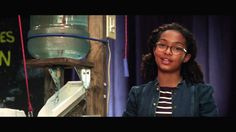 """""""Science Girl"""" explains climate change (video from The Climate Reality Project)"""
