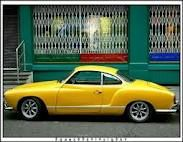 ...VW karmann ghia--My other favorite car looked like this--it was a 1970. I had it in grad school.