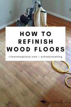 Wood Floor Stairs, Refinishing Hardwood Floors, Megan Wilson, Dark Colors, Tile Floor, City Life, Diy Projects, Kansas City, Flooring