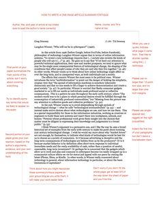 Example Of Summary Essay Inspirational 44 Example A Summary Essay Writing Summaries Summary Writing, Report Writing, Article Writing, Writing Help, Writing Guide, Research Writing, Academic Writing, Research Paper, Essay Writing