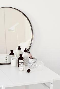 dresser #interiors #beauty | HarperandHarley
