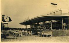 Theehuis vliegveld Soesterberg 1937