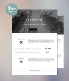 Blueprint is a clean, modern and professionally designed responsive Joomla template suitable for business sites, portfolios and blogs.  Just another awesome Joomla Theme from Minitek built with the T3 Framework and Bootstrap, featuring the innovative Minitek Wall