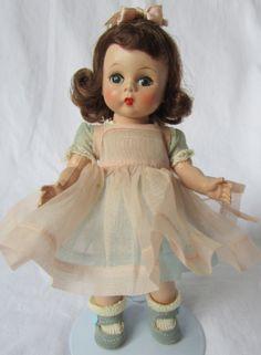 Brunette Strung Kins Maypole 1953-54
