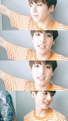 Can we just appreciate Jungkook for a sec? Kookie Bts, Jungkook Oppa, Bts Bangtan Boy, Taehyung, Jungkook Smile, Jung Kook, American Mary, Namjoon, Hoseok