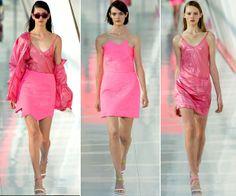 London fashion week - rosa é a cor da vez/2014