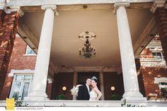 Loose Mansion | Kansas City Wedding | Sharaya Photo