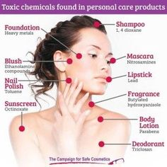 The Campaign for Safe Cosmetics works to eliminate dangerous chemicals linked to adverse health impacts from cosmetics and personal care products. Organic Makeup, Natural Makeup, Natural Skin Care, Natural Beauty, Clean Beauty, Organic Beauty, Beauty Tips, Beauty Stuff, Beauty Trends