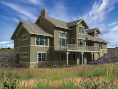 Help your home stand out from the crowd with Timbercrest® Board and Batten Vinyl Siding. With ...