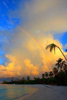 Rainbow, beauty in nature!