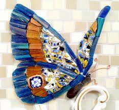 Resultado de imagen para mosaic butterfly