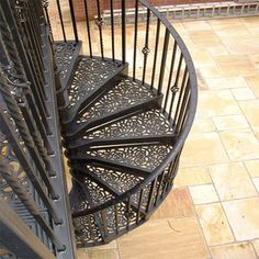 Best Loft Centre Victorian Cast Iron Spiral Stair Spiral 400 x 300