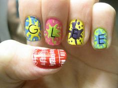 Whether you're a Glee fan or not, you have to admit that these are pretty cool.