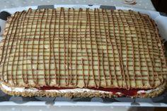 "Prajitura ""pacatul dulce"" | Miremirc Desserts, Food, Sweets, Tailgate Desserts, Deserts, Essen, Postres, Meals, Dessert"
