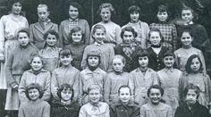 École des filles de Saint-Germain-du-Bois (Saône et Loire) 1958 - Le Journal de Saône et Loire www.lejsl.com/
