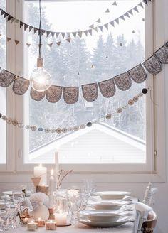 Valkoista joulua *♡*