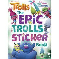 DreamWorks Trolls: The EpicDreamWorks Trolls Sticker Book