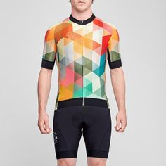 Spektrum jersey by Angeles Creative on OMNIUM